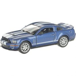 Serinity Toys Коллекционная машинка Serinity Toys Shelby GT500 2007, синяя