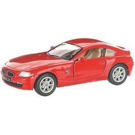 Serinity Toys Коллекционная машинка Serinity Toys BMW Z4 Купе, красная