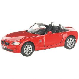 Serinity Toys Коллекционная машинка Serinity Toys BMW Z4, красная