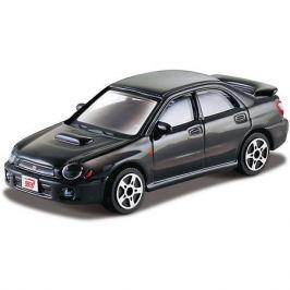 Bburago Машинка Bburago Subaru Impreza WRX STI, 1:43