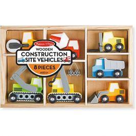 Melissa & Doug Набор строительных машин Melissa & Doug