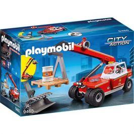 PLAYMOBIL® Игровой набор Playmobil «Пожарная служба: пожарный кран»