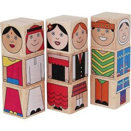 Краснокамская игрушка Кубики Краснокамская игрушка