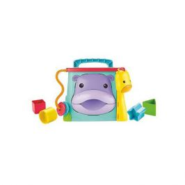 Mattel Большой музыкальный игровой куб Fisher-price