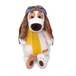 Budi Basa Мягкая игрушка Budi Basa Собака Бартоломей в шлеме, 27 см