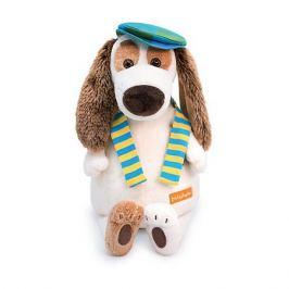 Budi Basa Мягкая игрушка Budi Basa Собака Бартоломей в кепке, 33 см