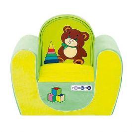 PAREMO Игровое кресло Paremo Медвежонок, жёлтое