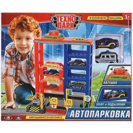 ТЕХНОПАРК Парковка Технопарк