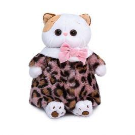 Budi Basa Мягкая игрушка Budi Basa Кошечка Ли-Ли в леопардовой шубке, 24 см
