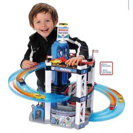klein Игровой набор Klein Bosch Парковка, трёхуровневая