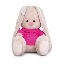 Budi Basa Мягкая игрушка Budi Basa Зайка Ми в розовом свитере, 23 см