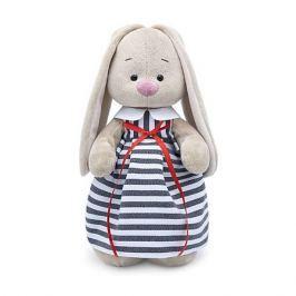 Budi Basa Мягкая игрушка Budi Basa Зайка Ми в платье в полоску, 32 см