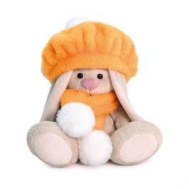 Budi Basa Мягкая игрушка Budi Basa Зайка Ми в оранжевом берете (малыш), 15 см