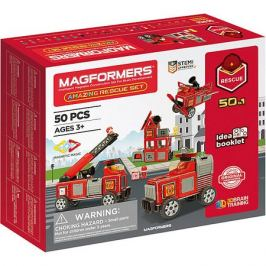 MAGFORMERS Магнитный конструктор Magformers Amazing Rescue Set
