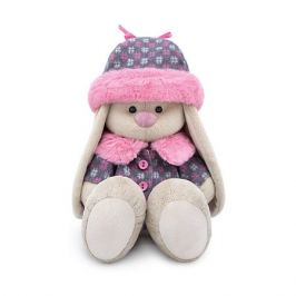 Budi Basa Мягкая игрушка Budi Basa Зайка Ми в пальто и шапке, 23 см