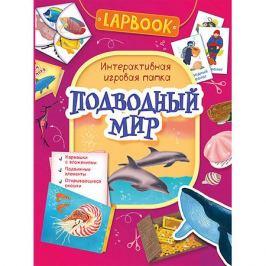 Росмэн Lapbook Интерактивная игровая папка
