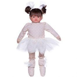 Asi Кукла Asi Берта в платье в горошек 43 см, арт 484880