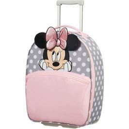 Samsonite Чемодан Samsonite Disney Минни глиттер, высота 49 см