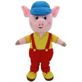 Мульти-Пульти Мягкая игрушка Мульти-пульти Поросенок в комбинезоне и кепке