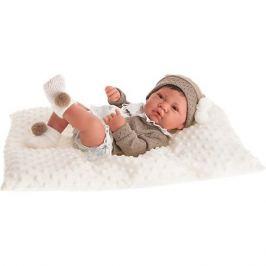 Munecas Antonio Juan Кукла-младенец Antonio Juan Белен, 42 см