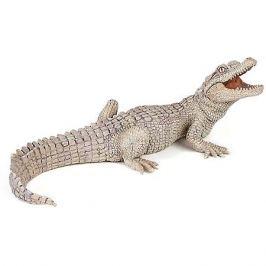 papo Игровая фигурка PaPo Белый крокодильчик