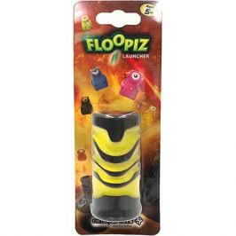 Catchup Toys Дополнительный набор CATCHUP TOYS Floopiz Launcher, yellow