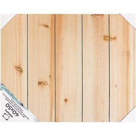 Малевичъ Деревянная панель Малевичъ для рисования, 40х50 см