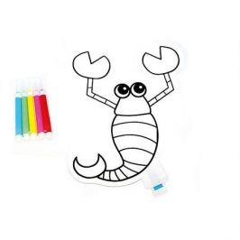 Bradex Раскраска надувная Bradex «Скорпион»