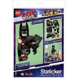 LEGO Набор наклеек LEGO «Статикер» Movie 2 Batman