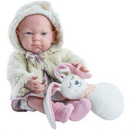 Paola Reina Кукла Paola Reina Бэби, с подушкой-зайцем, 36 см