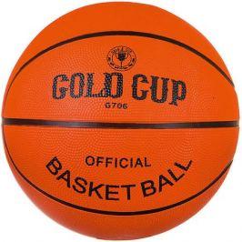 - Мяч баскетбольный Gold Cup №7