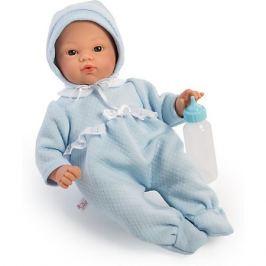 Asi Кукла-пупс Asi Коки в утеплённом голубом кобинезоне 36 см, арт 404541