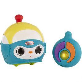 Little Tikes Вращающийся робот Little Tikes, голубой