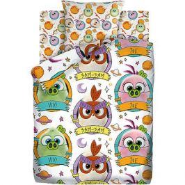 Непоседа Детское постельное белье 1,5 сп Angry Birds 2
