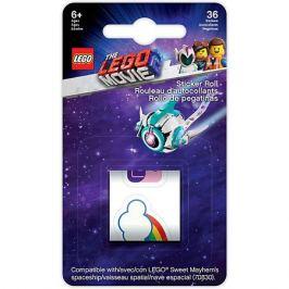 LEGO Стикеры LEGO Movie 2 70830: Космический корабль Мими Катавасии, 36 шт