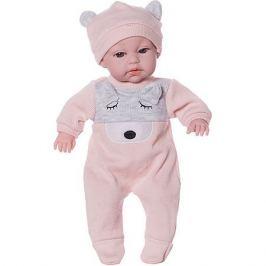 Junfa Toys Пупс Junfa в костюмчике и шапочке
