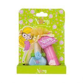 Nomi Детская декоративная косметика Nomi Bubble gum, бальзам и лак