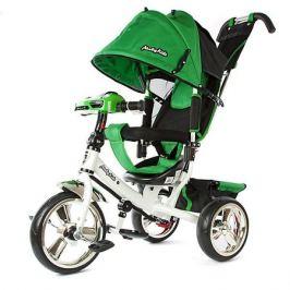 Moby Kids Трехколесный велосипед Moby Kids Comfort-2, 12/10