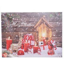 House of Seasons Рождественская картина House of seasons