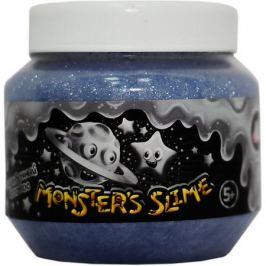 KiKi Слайм классический Monster's Slime Золотой космос, 120 мл