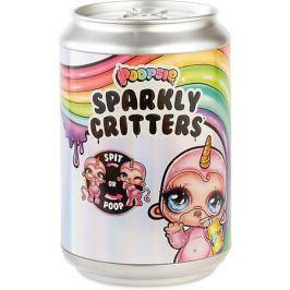 MGA Игрушка-слайм Poopsie Sparkly Critters в банке газировки