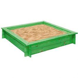 PAREMO Деревянная песочница