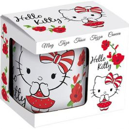 Stor Кружка керамическая Stor Hello Kitty 325 мл