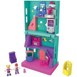 Mattel Игровой набор Polly Pocket