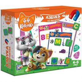 Vladi Toys Азбука на магнитах Vladi Toys 44 Котенка