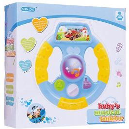 Junfa Toys Развивающая игрушка Junfa Руль