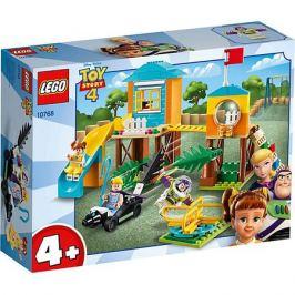 LEGO Конструктор LEGO Toy Story 4 10768: Приключения Базза и Бо Пип на детской площадке