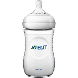 PHILIPS AVENT Бутылочка Philips Avent Natural, 260 мл, с 1 мес