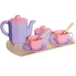 Огонек Набор посуды чайный Огонёк