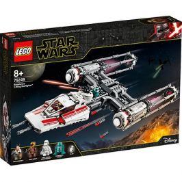 LEGO Конструктор LEGO Star Wars 75249: Звёздный истребитель Повстанцев типа Y